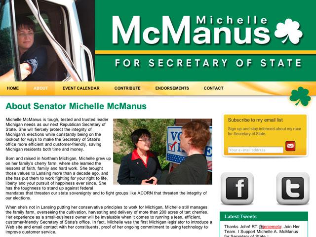 MichelleMcManus