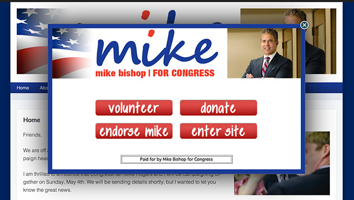 Mike Bishop for Congress